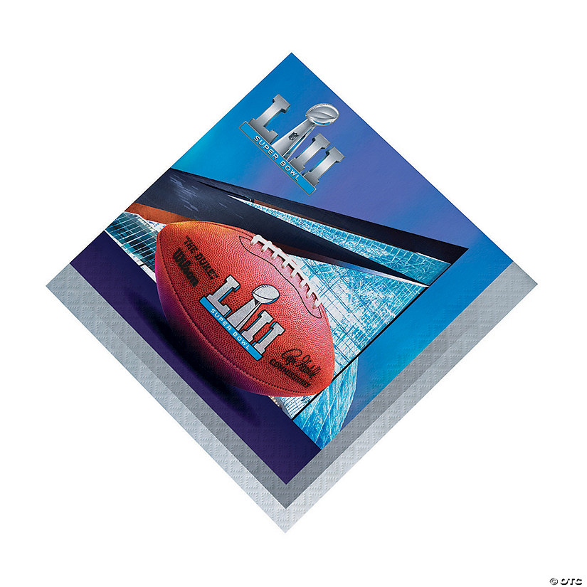 NFL<sup>®</sup> Super Bowl 2018 Luncheon Napkins