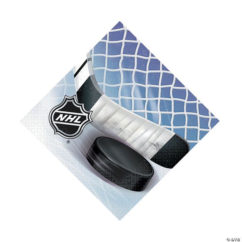 NHL<sup>&#174;</sup> Ice Time Luncheon Napkins Audio Thumbnail