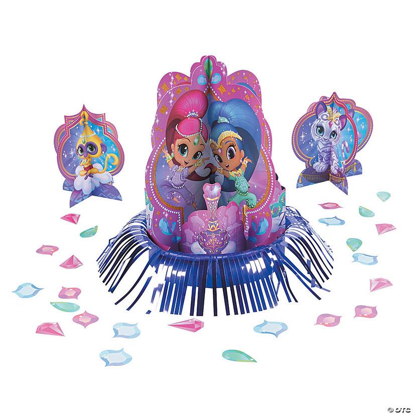 Shimmer and shine  Table Decorating Kit Birthday Girls Boys Party Celebrations
