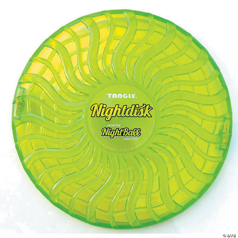 NightBall Light-Up Disk