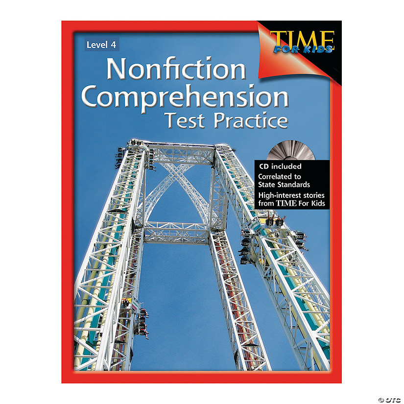 Nonfiction Comprehension Test Practice: Level 4 Audio Thumbnail