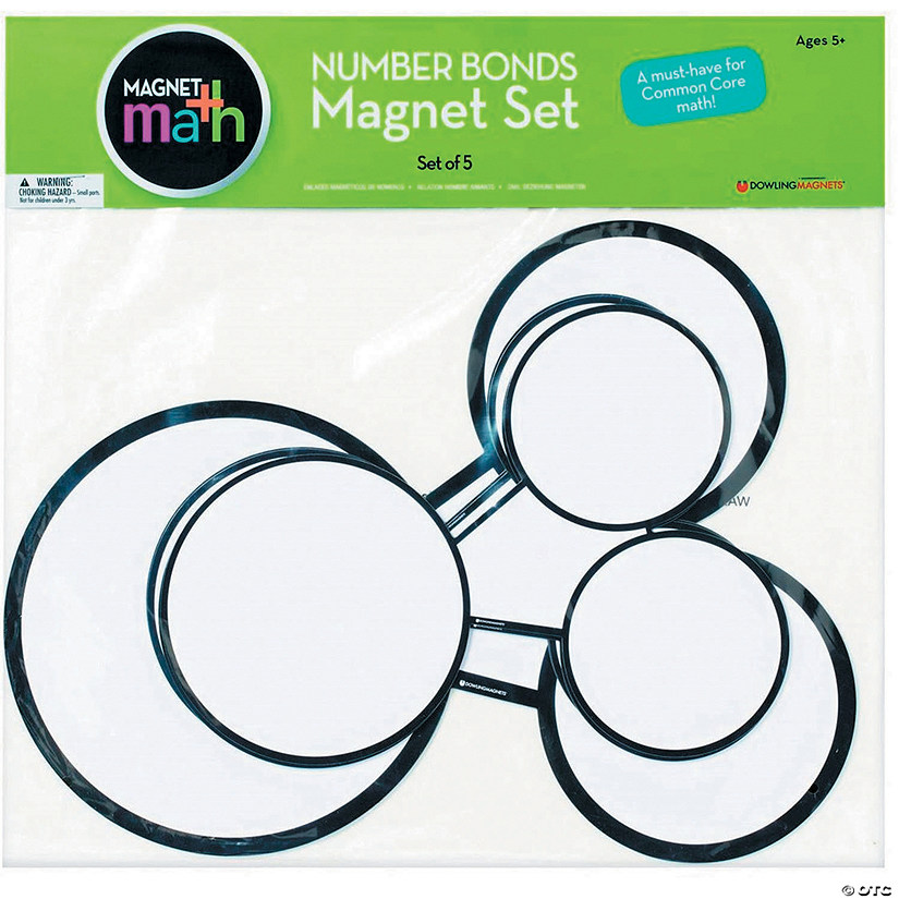 Number Bonds Magnet Set Audio Thumbnail