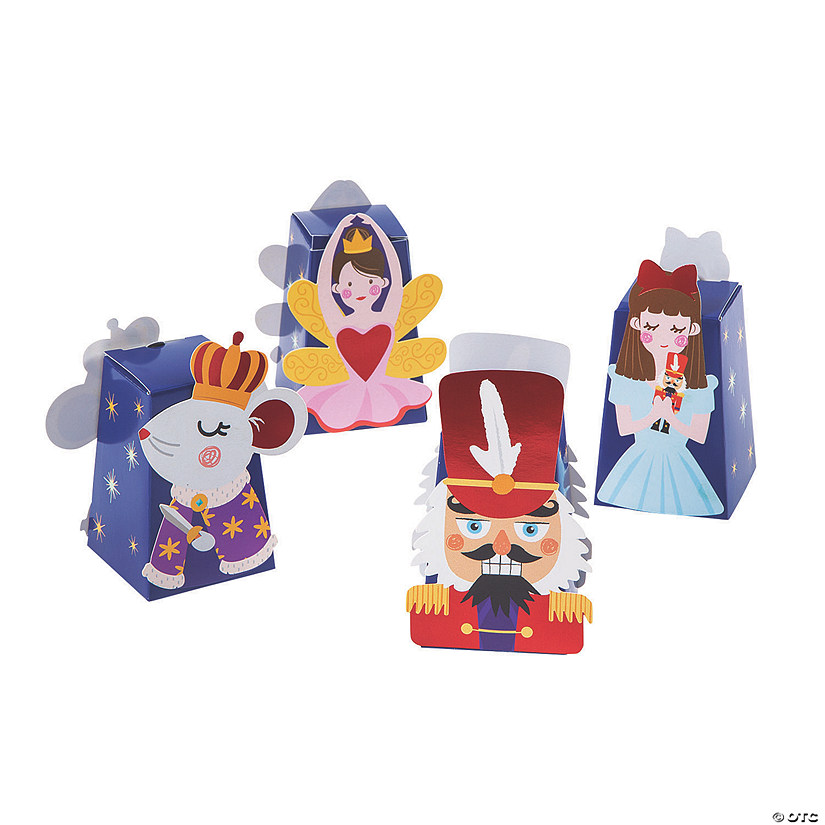 Nutcracker Treat Boxes Audio Thumbnail