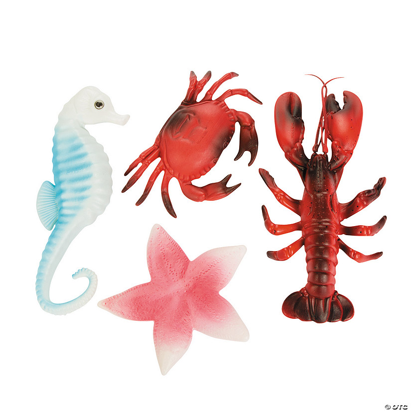 Ocean Sea Life Decorations Image Thumbnail