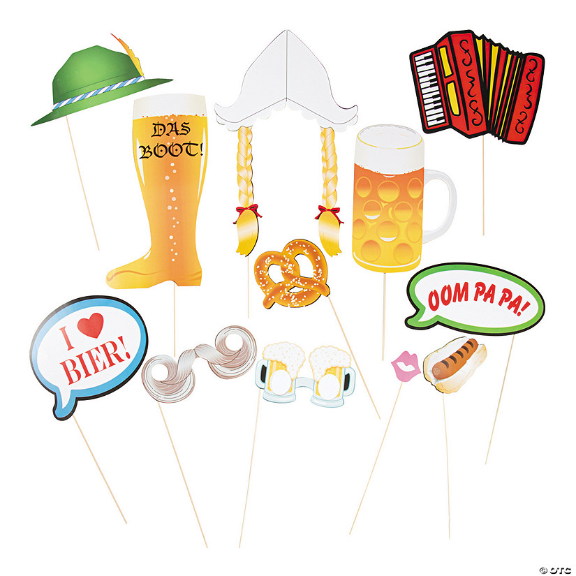 Oktoberfest Photo Stick Props Audio Thumbnail