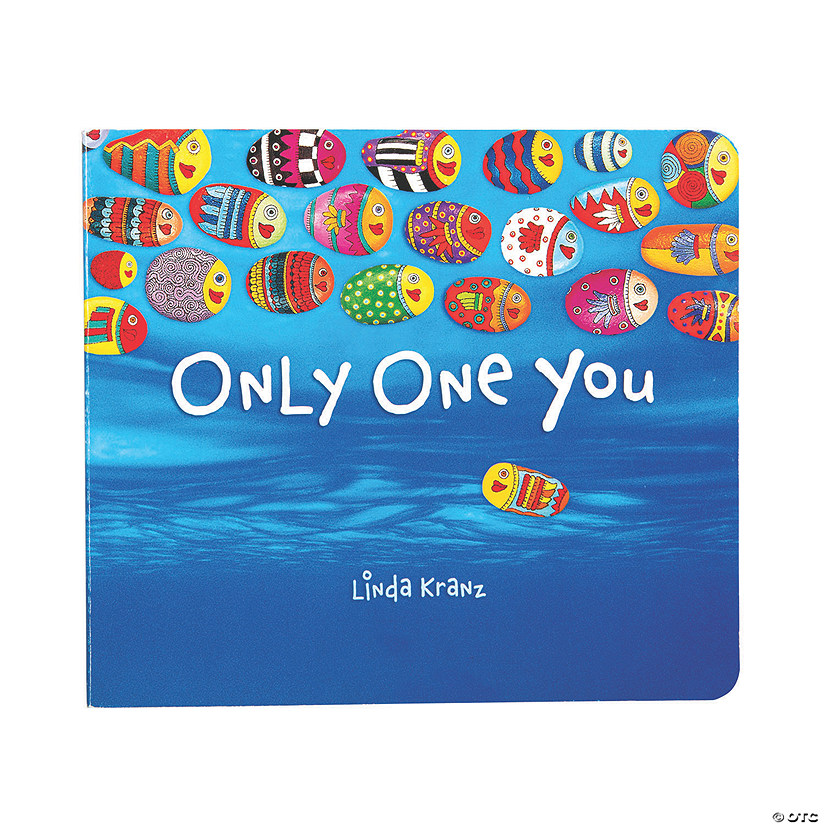 Only One You Board Book Image Thumbnail