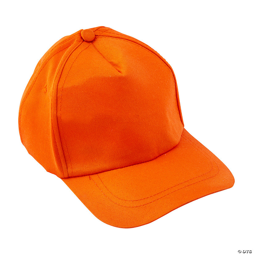 Orange Baseball Caps Audio Thumbnail