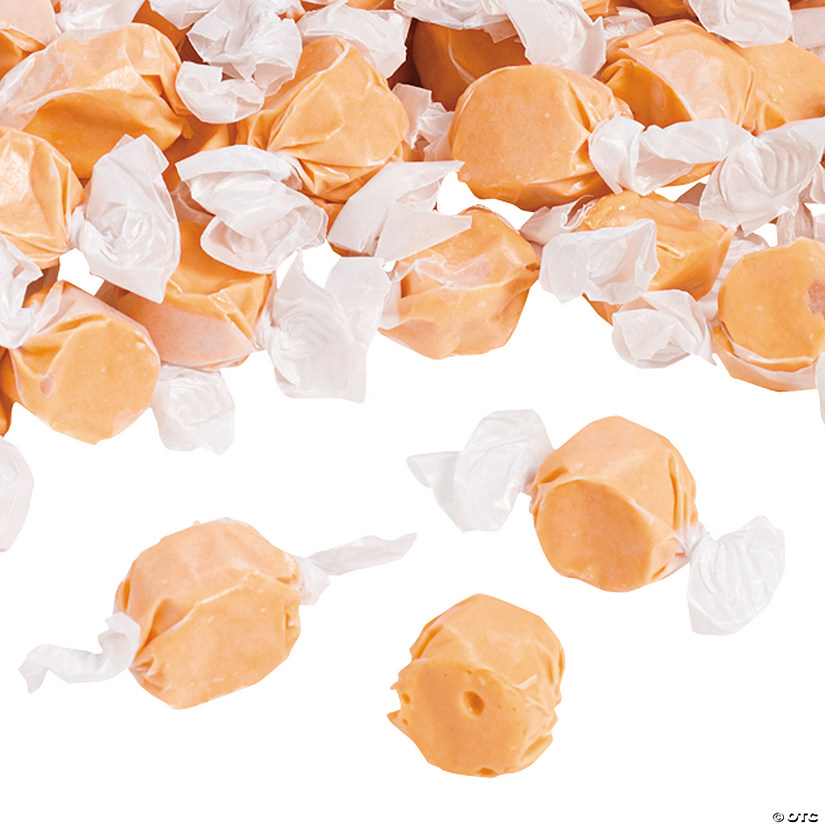 Orange Salt Water Taffy Candy Audio Thumbnail