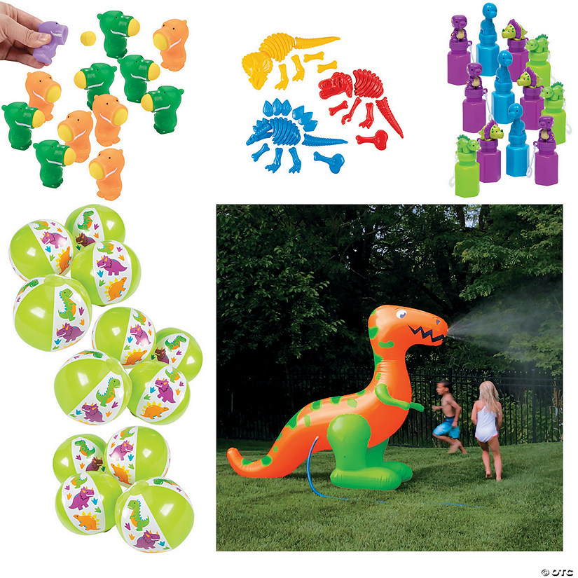 Outdoor Dino-Mite Kit Image Thumbnail