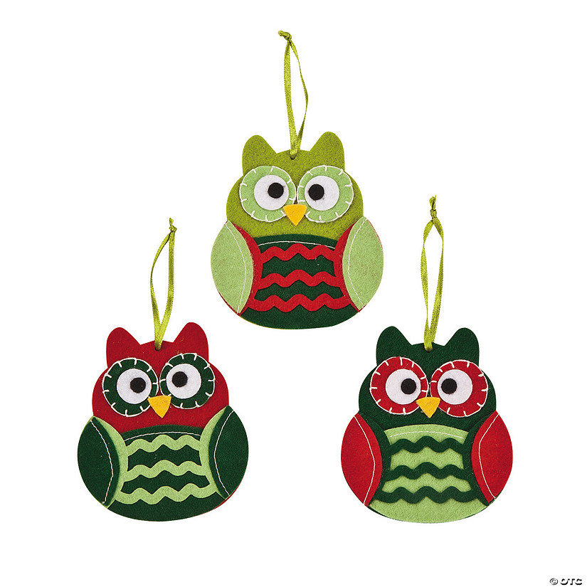 Owl Christmas Ornaments Discontinued