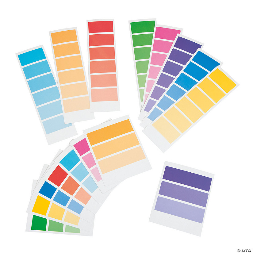 Paint Chip Supply Strips Audio Thumbnail