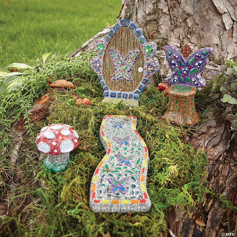Paint Your Own Stone: Fairy Garden Image Thumbnail