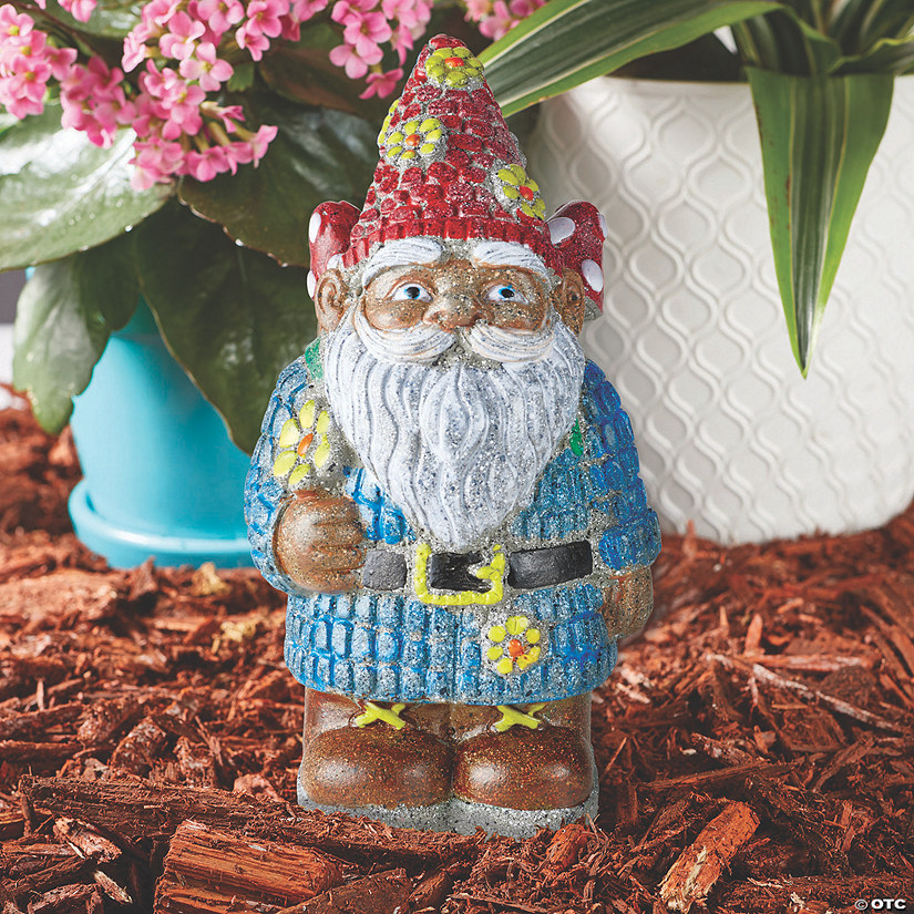 Paint Your Own Stone: Garden Gnome Image Thumbnail