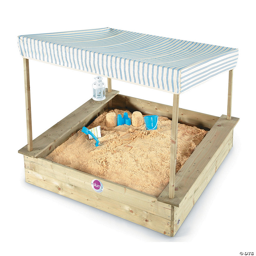 Palm Beach Wooden Sandbox