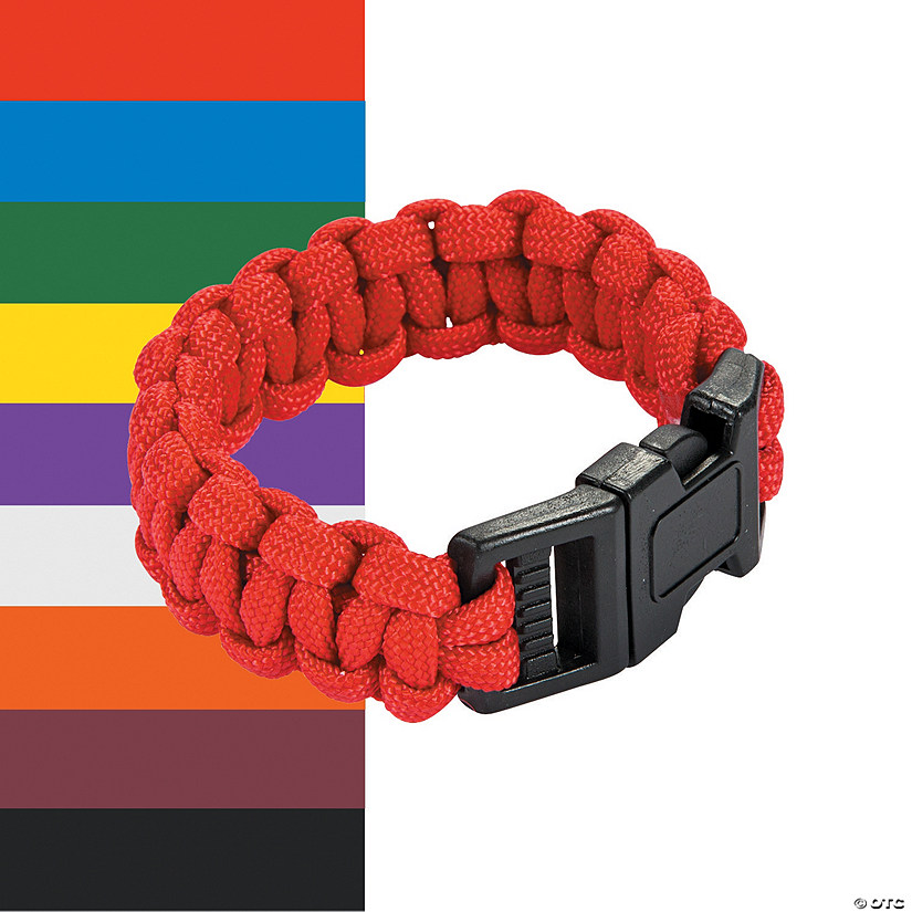 Paracord Bracelets Audio Thumbnail