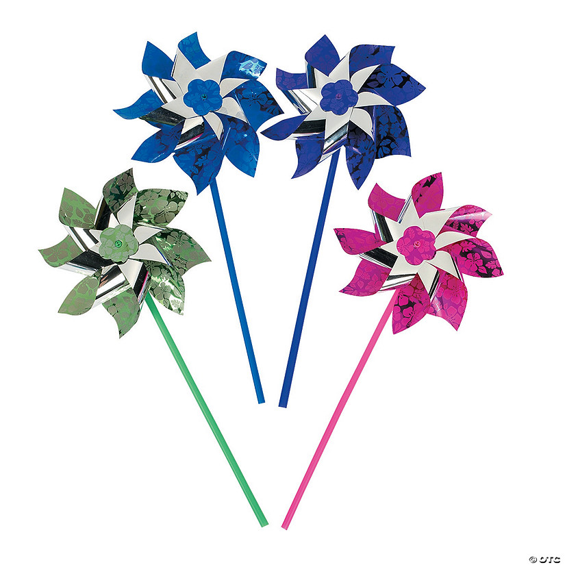 Paradise Party Pinwheels - 12 Pc. Audio Thumbnail