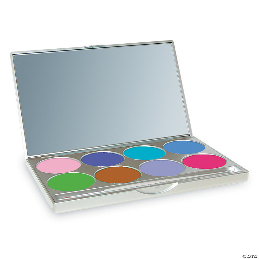 Paradise Pastel Palette Makeup Kit Audio Thumbnail