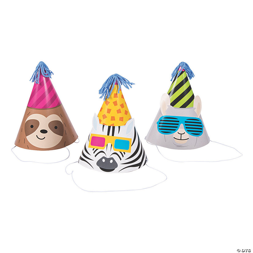 Party Animal Cone Party Hats Audio Thumbnail