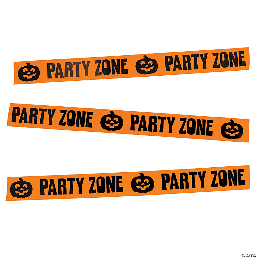 Party Zone Streamer Halloween Décor Audio Thumbnail