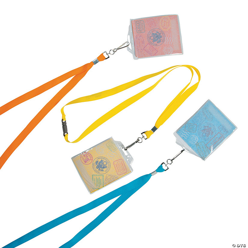 Passport Lanyards Audio Thumbnail