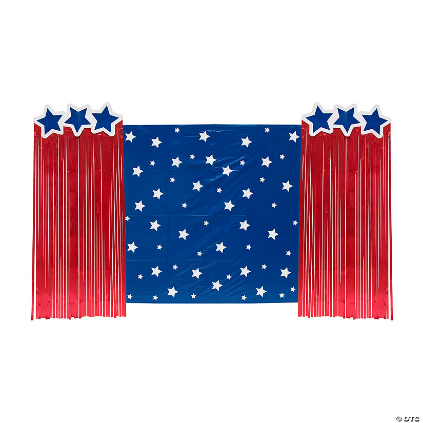 Patriotic Decorating Kit Image Thumbnail