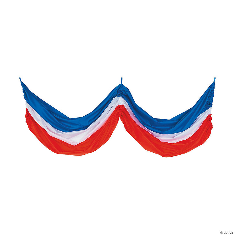 Patriotic Fabric Bunting Audio Thumbnail