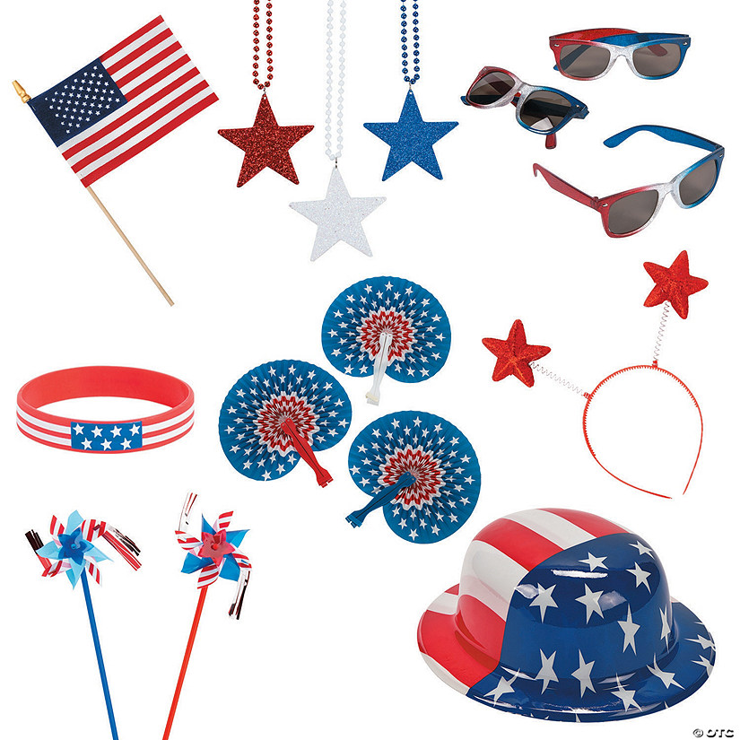 Patriotic Family Fun Kit Image Thumbnail