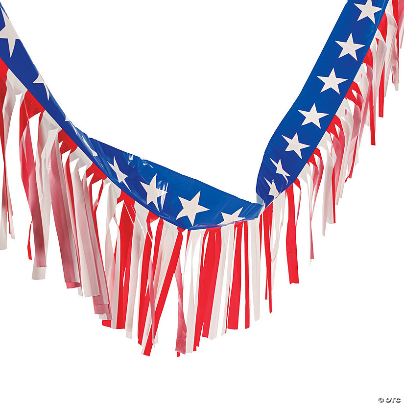 Patriotic Fringe Garland Audio Thumbnail