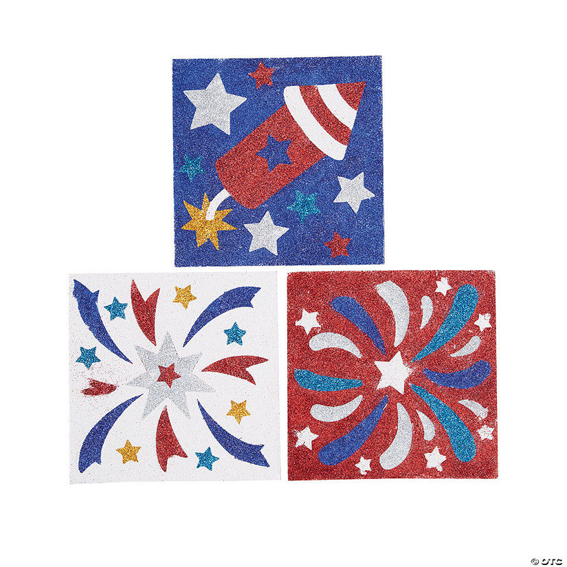 Patriotic Glitter Art Pictures Audio Thumbnail