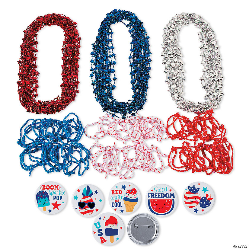Patriotic Jewelry Assortment Audio Thumbnail