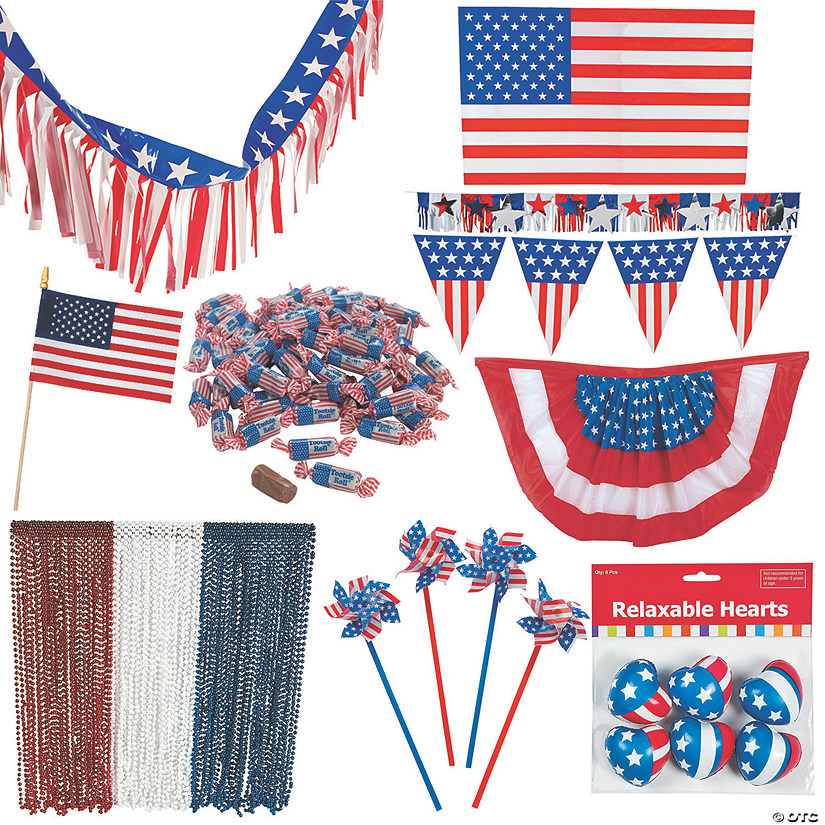 Patriotic Parade Kit Audio Thumbnail