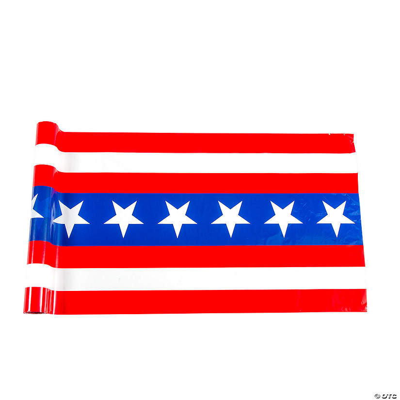 Patriotic Stars & Stripes Bunting Roll Audio Thumbnail