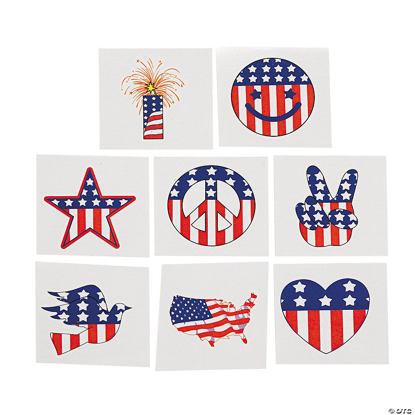 Patriotic Tattoos Audio Thumbnail