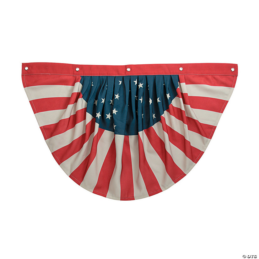Patriotic Traditional Bunting Audio Thumbnail
