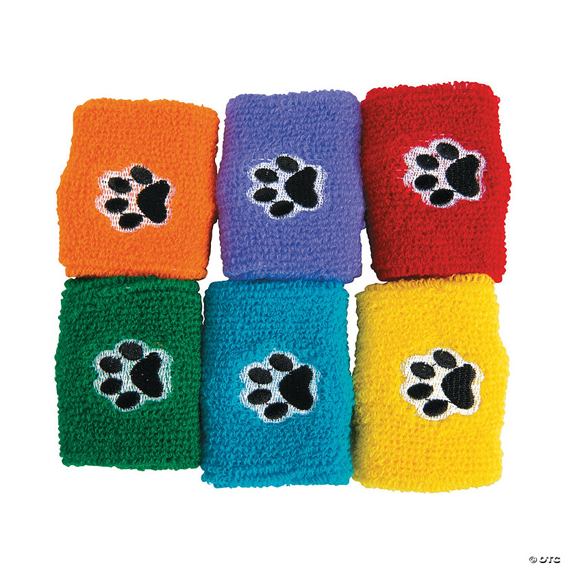 Paw Print Wristbands Audio Thumbnail