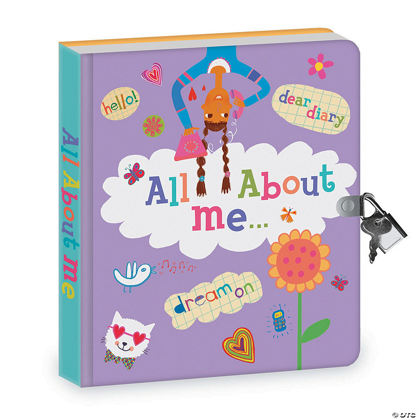 Peaceable Kingdom All About Me Diary Image Thumbnail