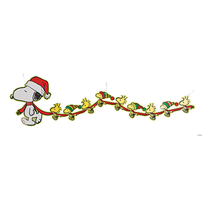 Peanuts® Christmas Garland Audio Thumbnail