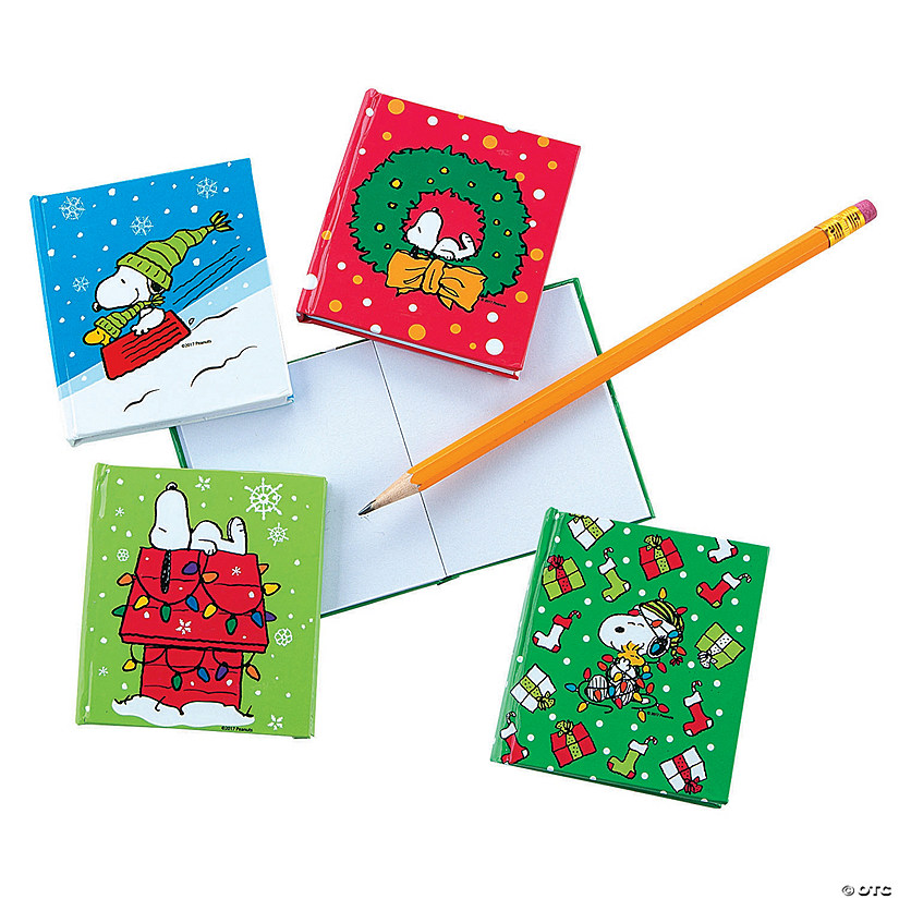 Peanuts® Little Holiday Notebooks Audio Thumbnail