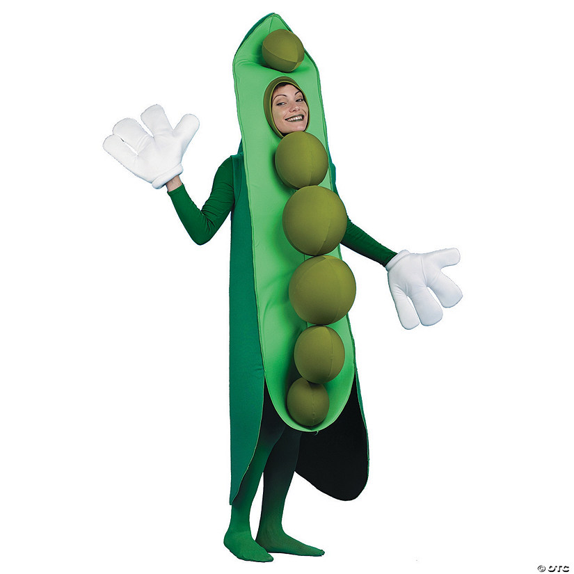 Peas In A Pod Halloween Costume for Kids