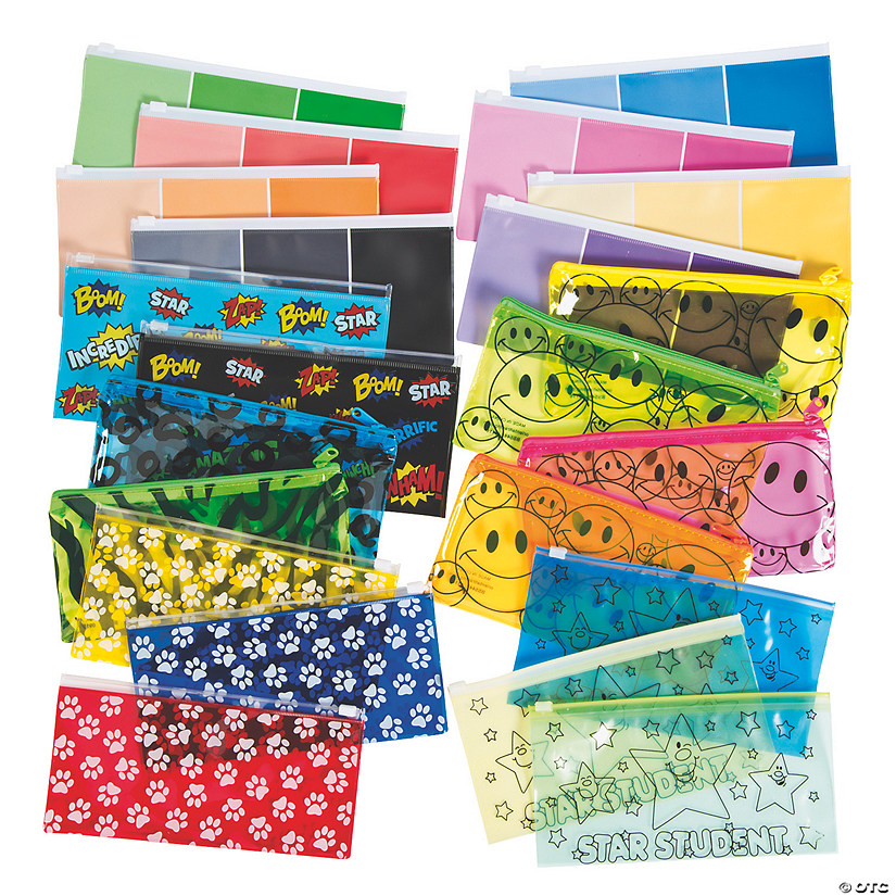Pencil Case Assortment Audio Thumbnail