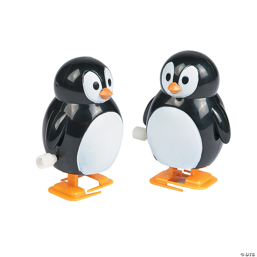 Penguin Wind-Up Characters Audio Thumbnail