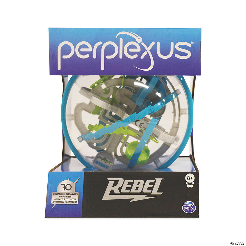 Perplexus Rebel Audio Thumbnail