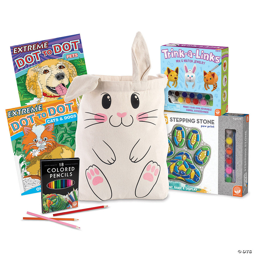 Pet Lovers Easter Basket: Ages 8+ Image Thumbnail