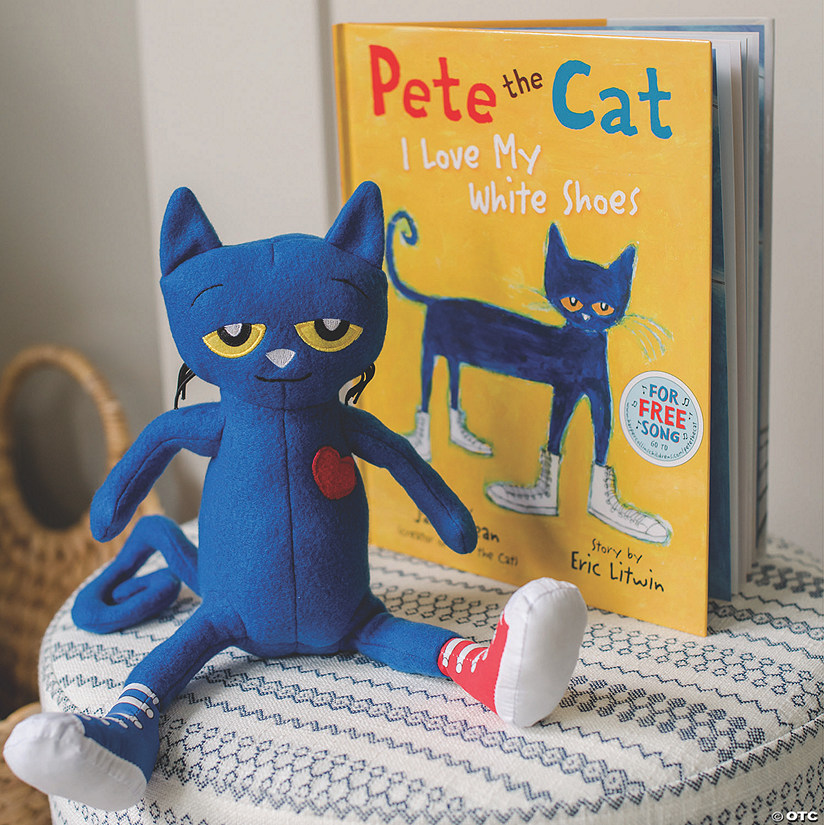 Pete The Cat Deluxe Gift Set Image Thumbnail