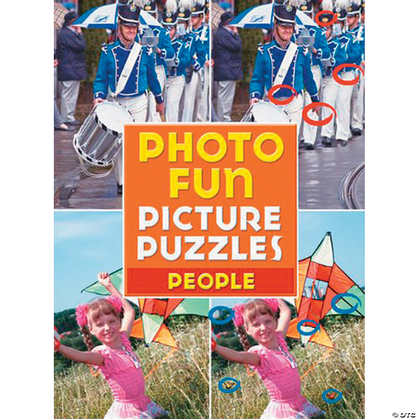 Photo Fun Picture Puzzles: People Audio Thumbnail