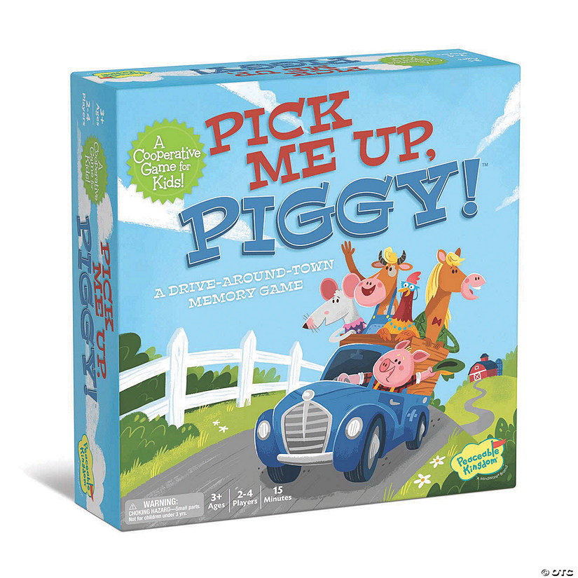 Pick Me Up, Piggy! Image Thumbnail