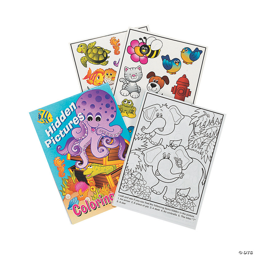 Picture Find Activity Books Audio Thumbnail