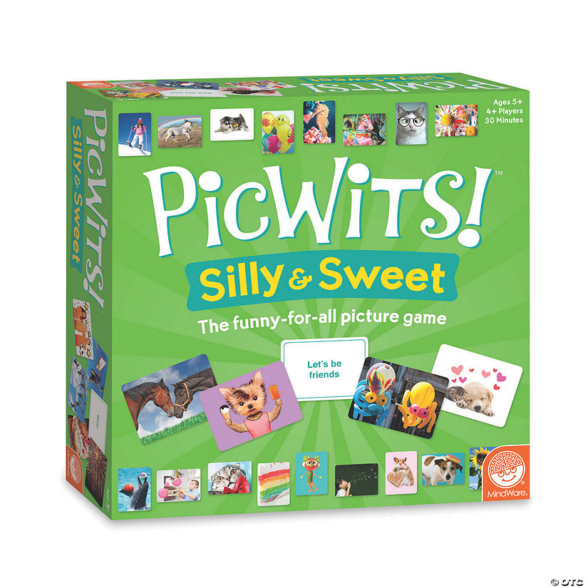 PicWits! Silly & Sweet Audio Thumbnail
