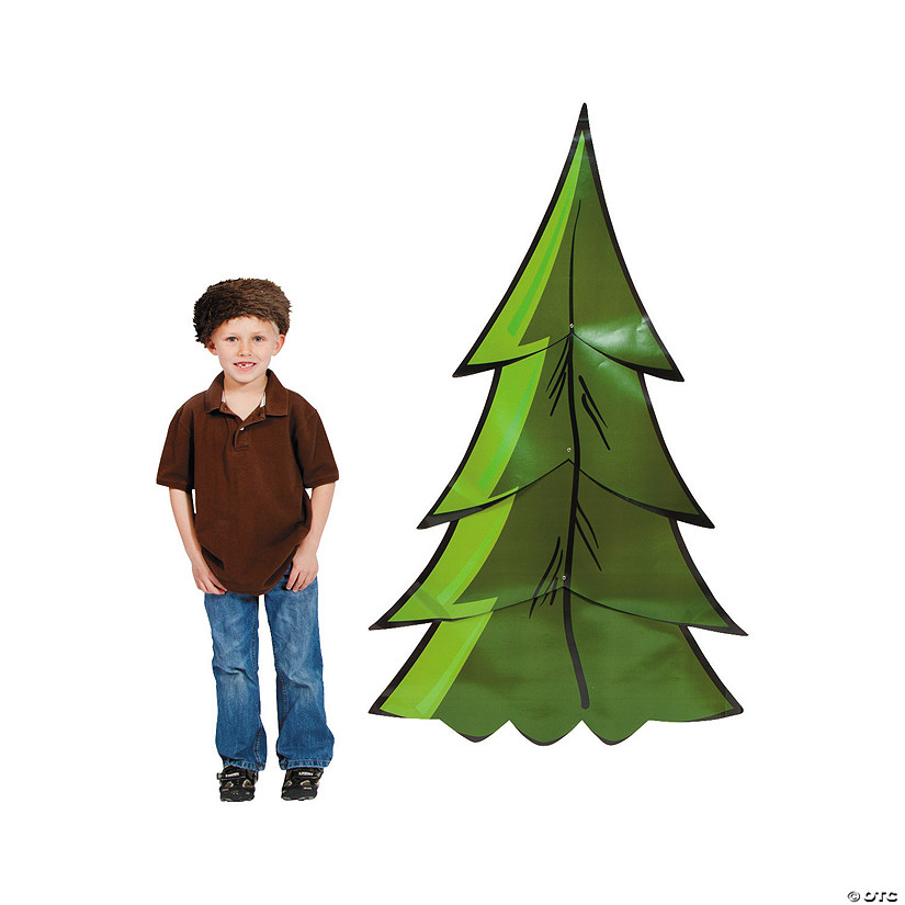 Pine Tree Jointed Cutouts