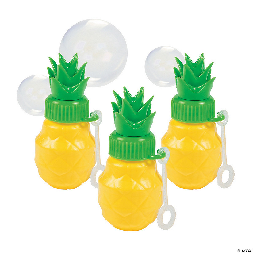 Pineapple Bubble Bottles Image Thumbnail